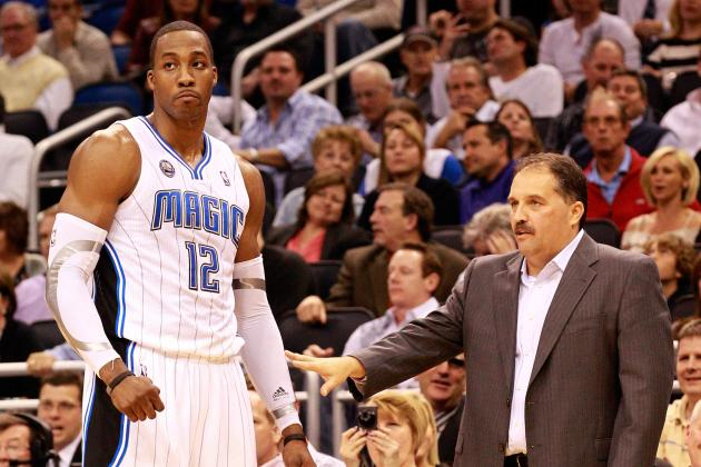 Dwight Howard Reportedly Says He Will Not Play for Van Gundy Anymore