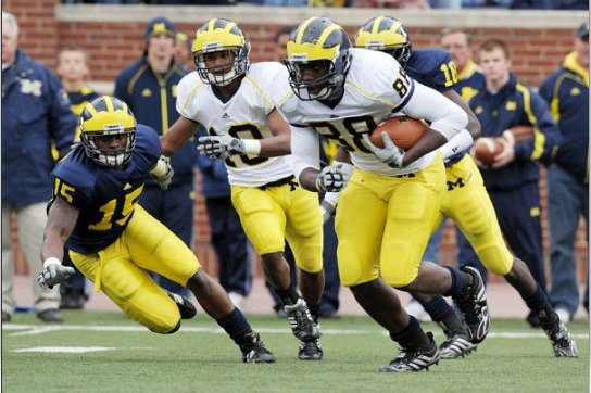 Michigan Wolverines Football: 3 Players Who Could Have a Huge 2012 Season