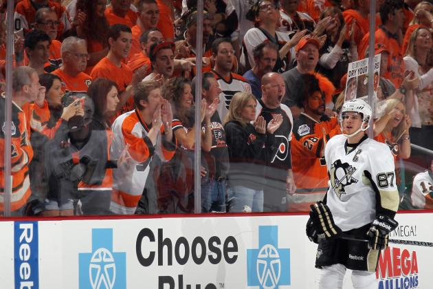 Sidney Crosby: Why He Is the John Cena of the NHL