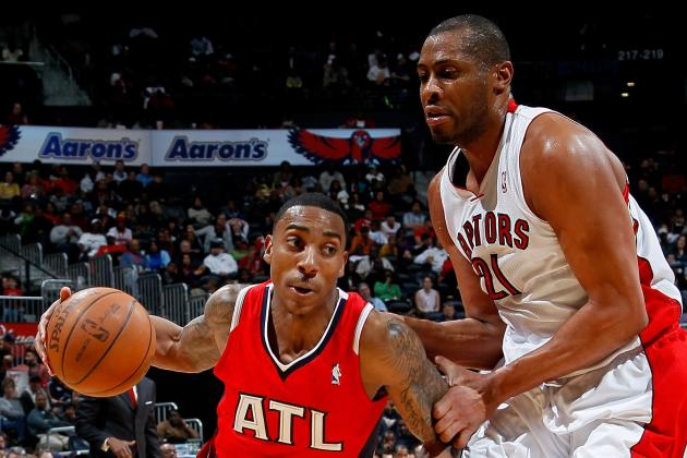 Toronto Raptors Want to Re-Sign Jamaal Magloire