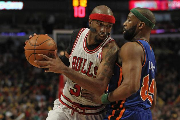 Chicago Bulls: Richard Hamilton Finding His Groove at the Right Time