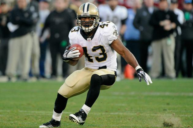 NFL: Darren Sproles an Unfit King of B/R Top 80 Running Back Rankings