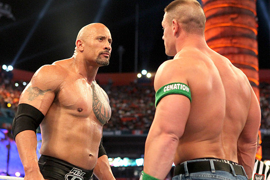 WWE: The Rock vs. John Cena at WrestleMania 29 Would Be a Mistake