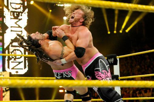 WWE NXT: Does Hawkins and Reks' Storyline Firing Indicate Their Future in WWE?