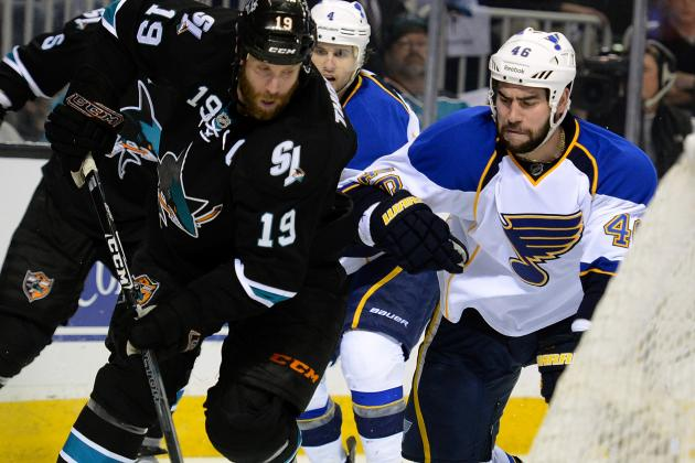 NHL Playoffs 2012: What to Know for Sharks vs. Blues Game 4