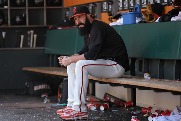 Brian Wilson Injury: Could San Francisco Giants Non-Tender Their Closer?