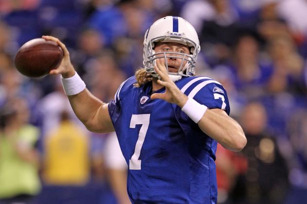 2012 NFL Free Agency: Ravens Sign Quarterback Curtis Painter