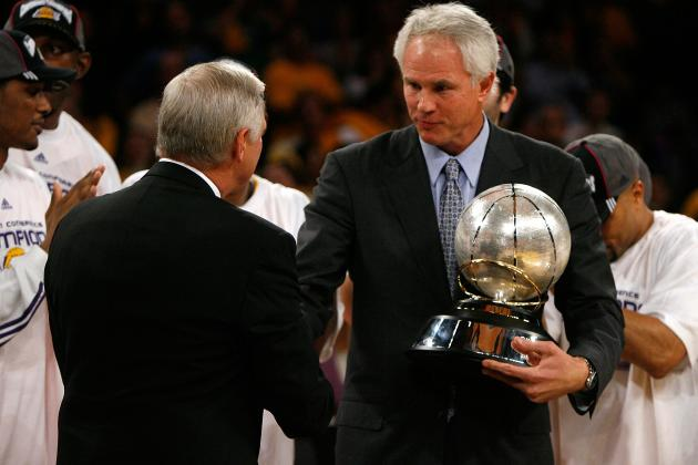 NBA Rumors: Blazers Reportedly Pursuing Lakers GM Mitch Kupchak for Vacancy