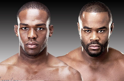 UFC 145 Weigh-in Results: Jon Jones vs. Rashad Evans Fight Card