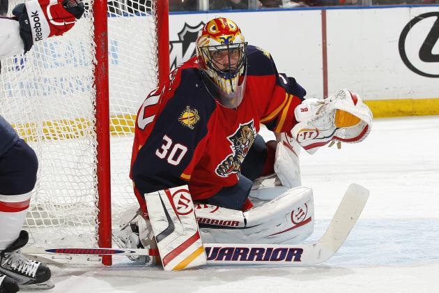 2012 Stanley Cup Playoffs: Scott Clemmensen to Start in Game 4 for Florida