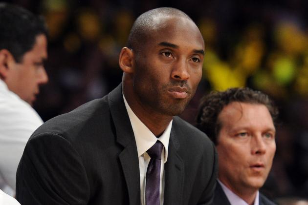Kobe Bryant Expected to Be Back Friday, Lakers Look Toward Playoffs