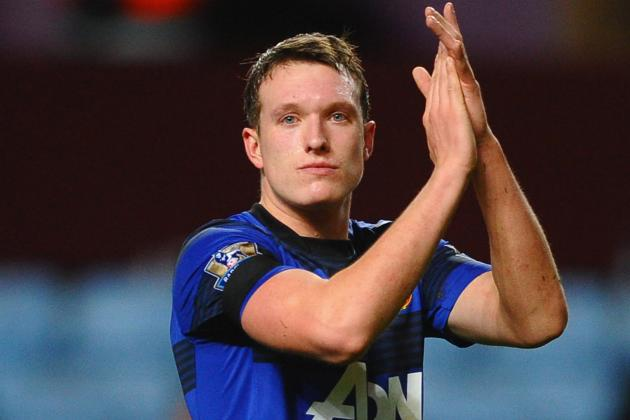 Phil Jones' Promising First Year at Manchester United