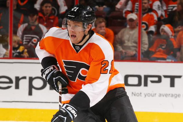 NHL Playoffs 2012: Flyers' James Van Riemsdyk Wants to Play Game 5 vs. Penguins