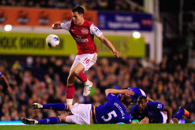 Arsenal: Why Gunners Fans Have to Get off Aaron Ramsey's Back