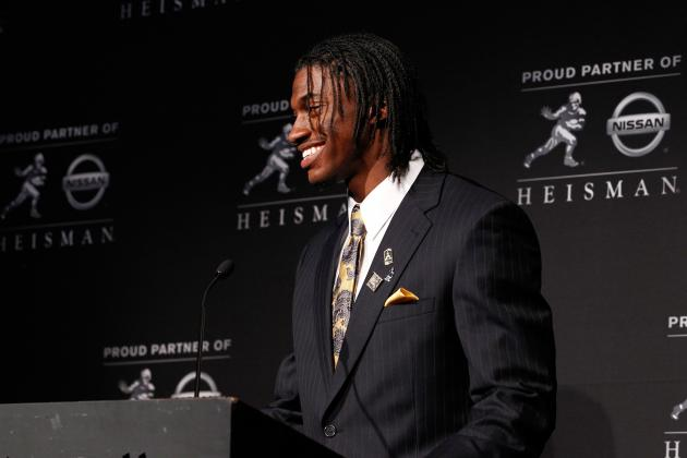 2012 NFL Draft: RG3 the Next Black Quarterback to Be Judged According to Race