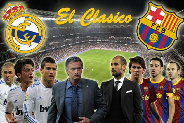 Barcelona vs. Real Madrid: Preview of La Liga's Upcoming El Clasico