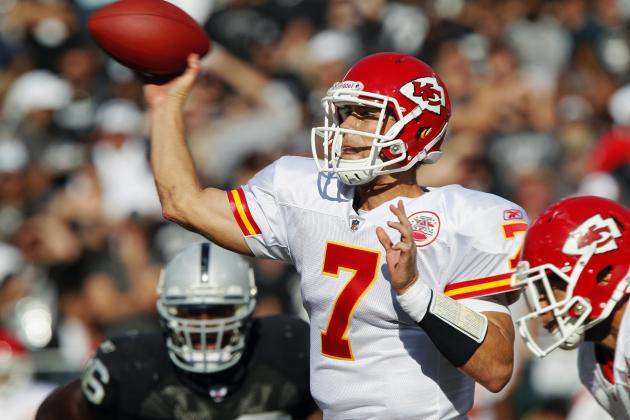 Matt Cassel: What Does One Cornerback Have to Say About Chiefs QB?