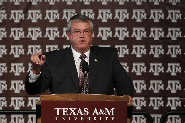 Texas A&M: Why Bill Byrne Should Be Fired