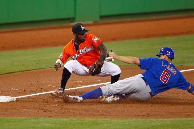 Chicago Cubs Get Swept in Miami, Lose Fifth Game in a Row