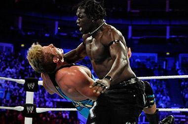 WWE Superstars Results April 19, 2012