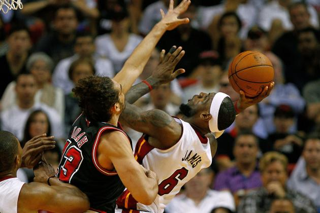 Bulls vs. Heat: Chippy Game Exposes Bitterness of Eastern Conference Rivalry