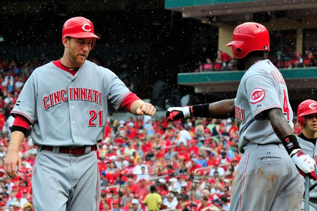 Cincinnati Reds: Todd Frazier Flops in First Start as Reds Beat Cardinals
