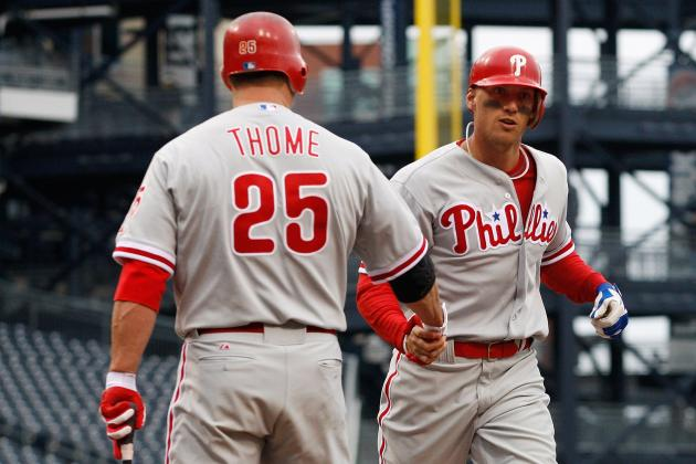 Philadelphia Phillies 2012: Analyzing Their Current Chances to Make the Playoffs