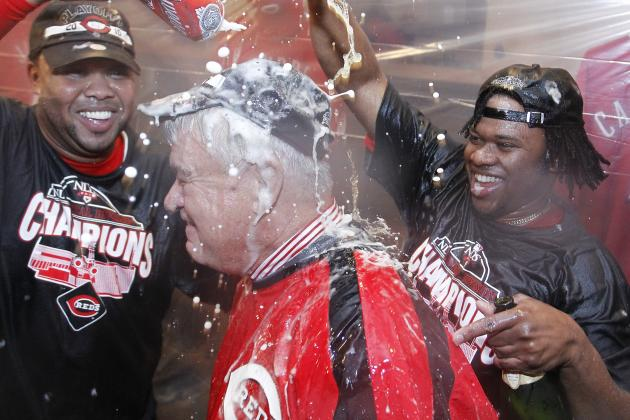 Reds Owner Bob Castellini Is a Man of His Word and an Owner on a Mission