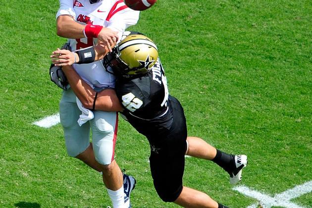 2012 Possible Atlanta Falcons Draft Pick Profile: DE Tim Fugger
