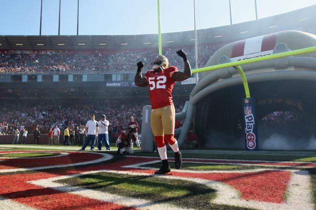 San Francisco 49ers: Will Patrick Willis Win Defensive Player of the Year?