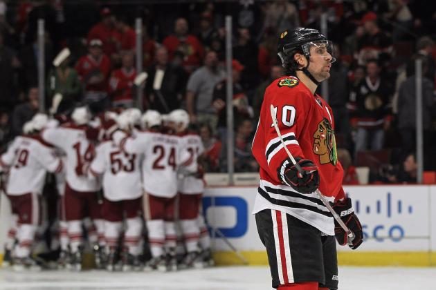 NHL Playoffs 2012: Can the Chicago Blackhawks Fight Back to Win the Series?