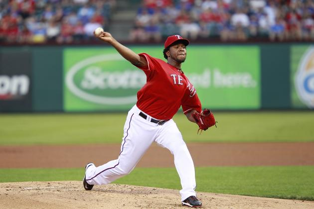 Neftali Feliz: Why Nefti Is Key to Texas Rangers' Success in 2012