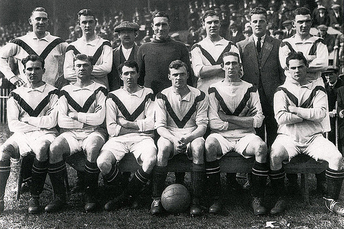 Manchester United History: 1920-1945
