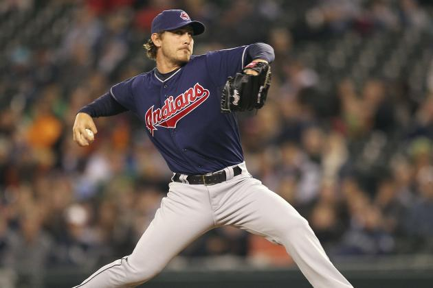 Cleveland Indians vs. Seattle Mariners: Josh Tomlin and Tribe Prevail 2-1