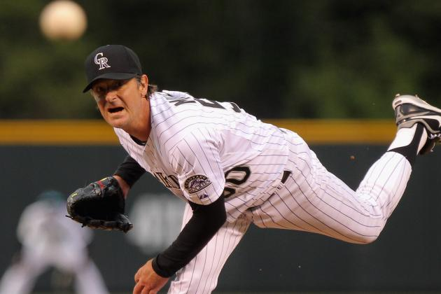 Debate: Will Jamie Moyer Win 10 or More Games for the Rockies in 2012?