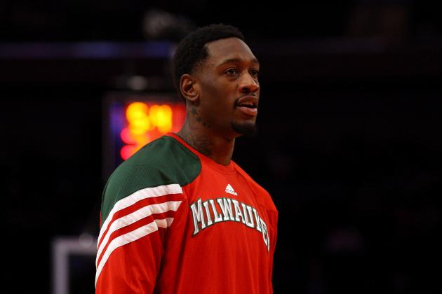 Larry Sanders with a Perfect, 'Hold Me Back!'