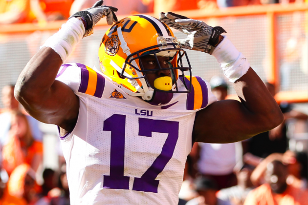 2012 NFL Mock Draft: Projecting 1st-Round Picks with Draft Order
