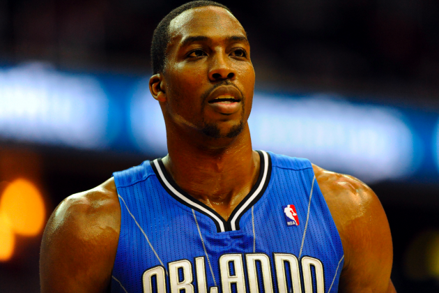 Dwight Howard's Injury Creates Hole at Center for Olympic Basketball Team