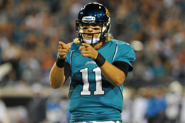 Fantasy Football Sleepers: Ready for This? Blaine Gabbert Will Be Good in 2012