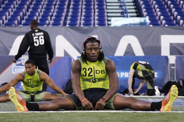 2012 NFL Draft: Cincinnati Bengals' Potential 1st-Round Scenarios