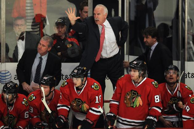 Joel Quenneville: NHL Was Wrong to Fine the Chicago Blackhawks Coach