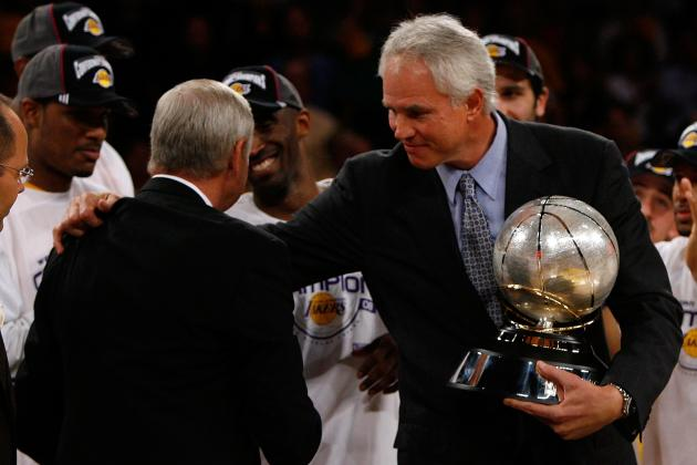 NBA Rumors: Why the Time Is Right for Mitch Kupchak to Leave Lakers for Blazers