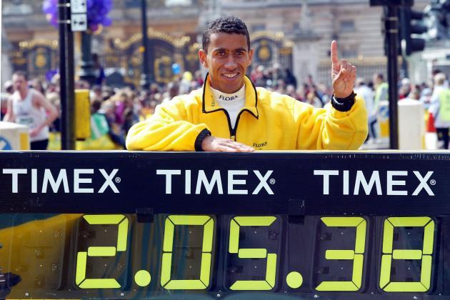 London Marathon 2012: Bold Predictions and Favorites to Win