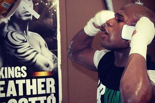 Floyd Mayweather To Be Featured in MYMAG Magazine, Launch Shoe Design Contest
