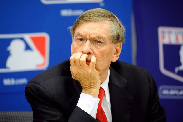 Bud Selig Kicks Oakland A's and Tampa Bay Rays Ballpark Issue Down the Road