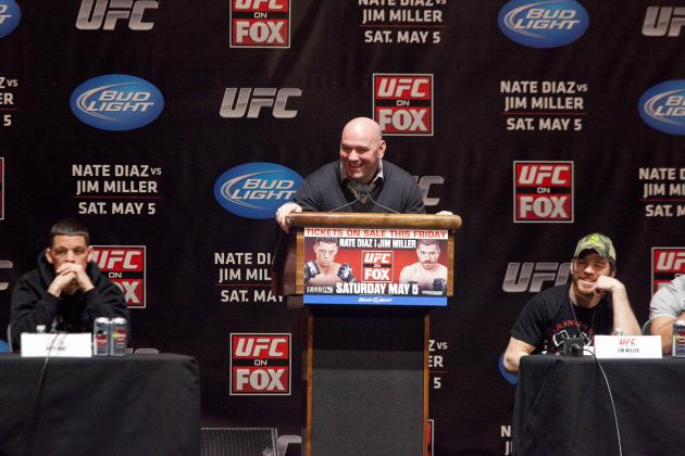 Jones vs. Evans: The First Big Event in Epic Three-Month Stretch for MMA Fans