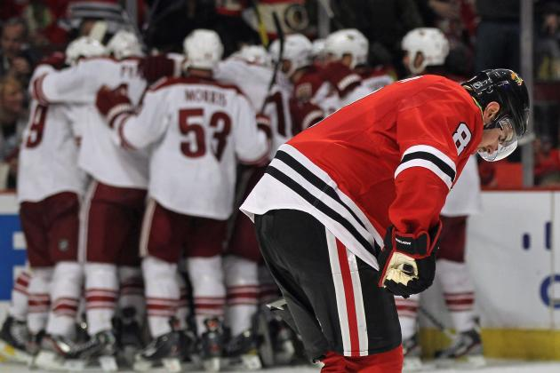 2012 Stanley Cup Playoffs: Have the Chicago Blackhawks Become Complacent?