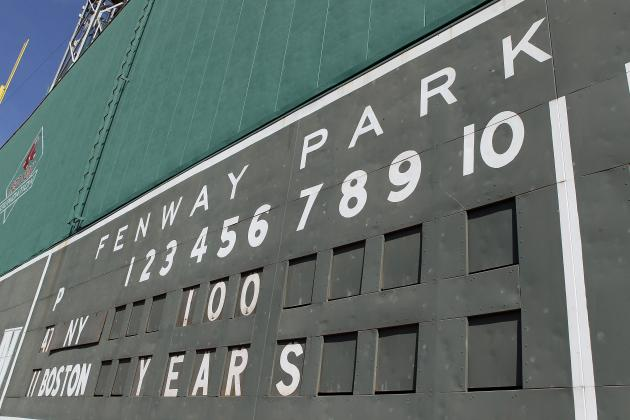 Yankees vs. Red Sox: Why Bronx Bombers Will Ruin Fenway's Centennial Celebration