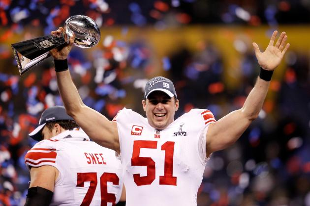 New York Giants: Giants Extend Long Snapper Zak DeOssie