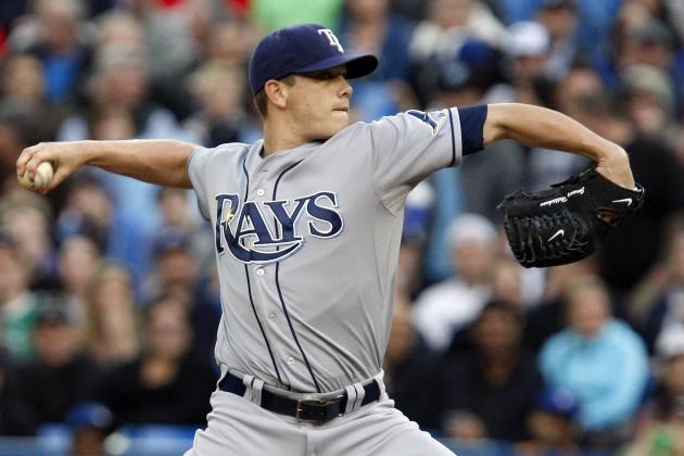 Tampa Bay Rays: Is Sophomore Starter Jeremy Hellickson Getting Lucky Again?
